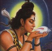 samudra manthan: shiv taking halahal
